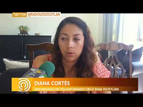 SEÑAL INFO / En 2014 la Cruz Roja Ocotlán ha brindado más de 700 atenciones