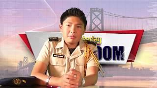 Thiếu niên gốc Việt 13 tuổi tại Mỹ nói về ngày Quốc Hận và quốc cộng!