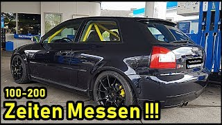 Audi S3 8L GTX30  by TurboTsallo - Zeiten Messen !