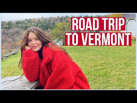Girls Vermont Weekend Getaway VLOG | Fall Girls Road Trip | Emily DiDonato