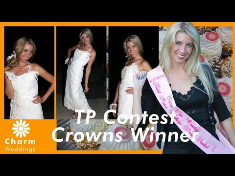 2011 Toilet Paper Wedding Dress Contest Winners