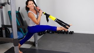 Trx Pilates For Legs And Glutes