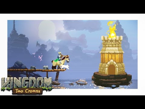 LIGHTHOUSES - Kingdom Two Crowns Part 5 Gameplay Let's Play