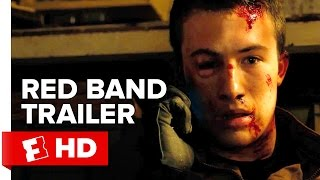 Don't Breathe Official Red Band Trailer 1 (2016) - Jane Levy Movie