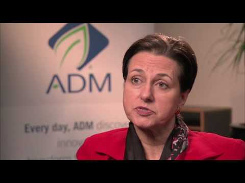 http://www.weforum.org 18.12.2009 Patricia A. Woertz, Chairman, President and Chief Executive Officer, Archer Daniels Midland (ADM), USA on the upcoming Annu...