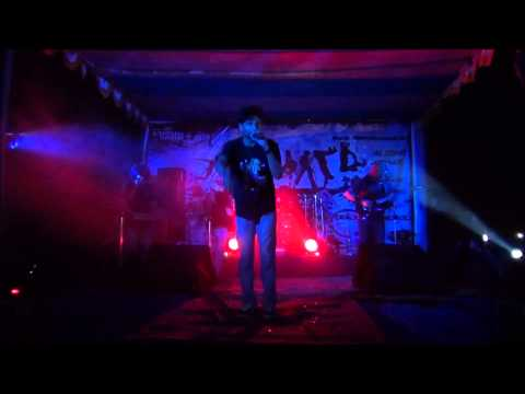 Alienz Live - Dil Se, 1st Time On Stage video