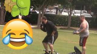 Cops Called for Farting!! Sharter WET Farts! Flatulence Friday EP 27!fart sounds!
