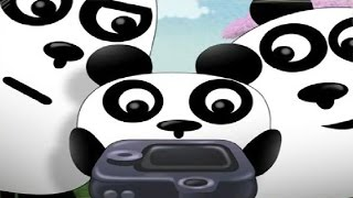 Три ПАНДЫ мультфильм – Мультик ИГРА для детей 2 серия