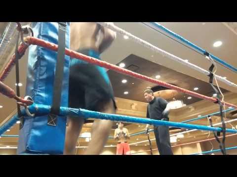 Mayura Aka Karate Clerk vs Jaime Garcia