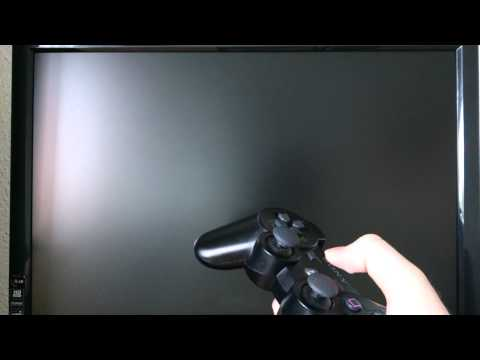 Ps3 checking and restoring the file system black screen
