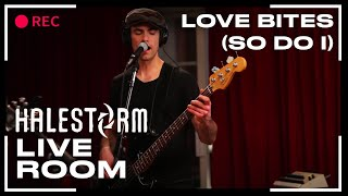 Клип Halestorm - Love Bites (So Do I) (live)