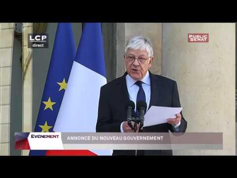 La liste complète des ministres du gouvernement de Manuel Valls
