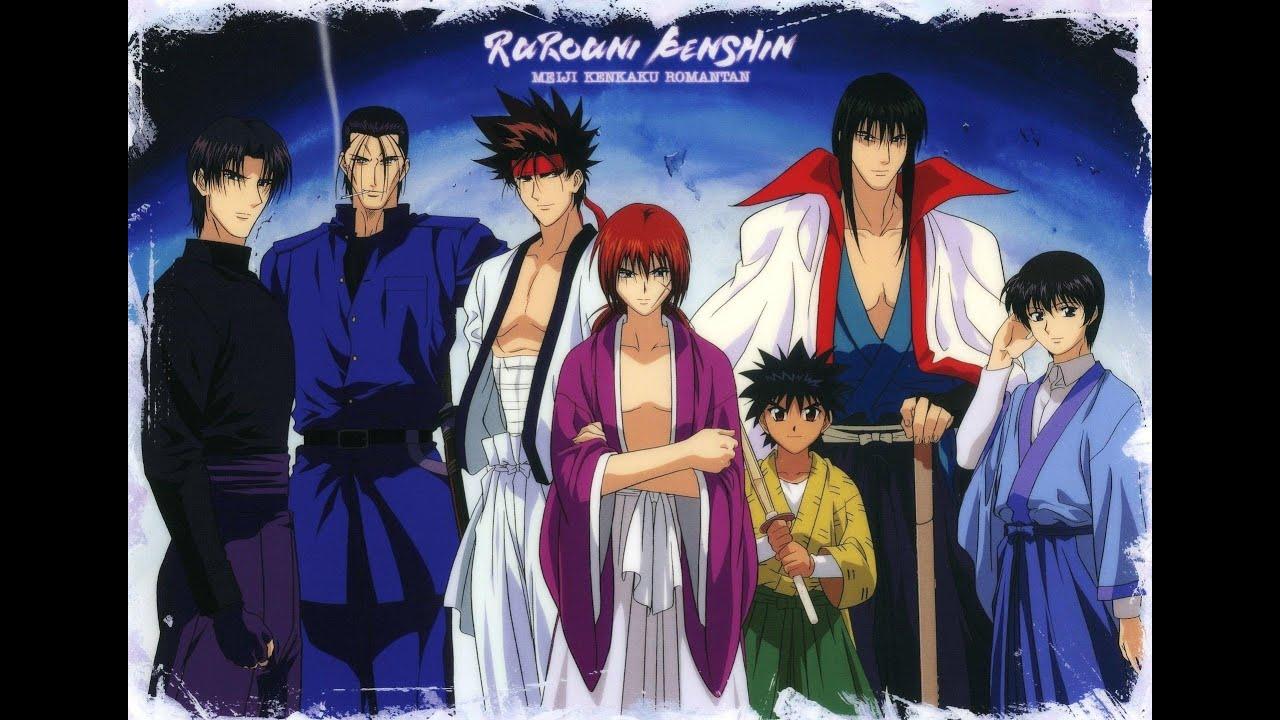 Rurouni kenshin group