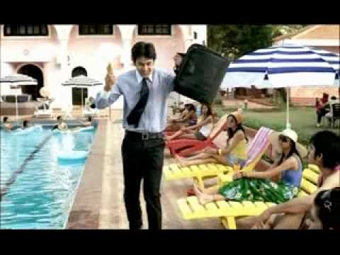 Deep Food Babu's 'Swimming Pool' Commercial