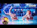 Joe and Dianne Street Commercial to 'Sleigh Ride' - Christmas Special | BBC Strictly 2019
