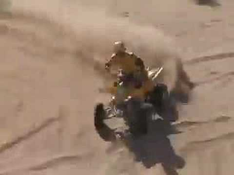ATV Television Test - 2006 Yamaha YFZ450 Video