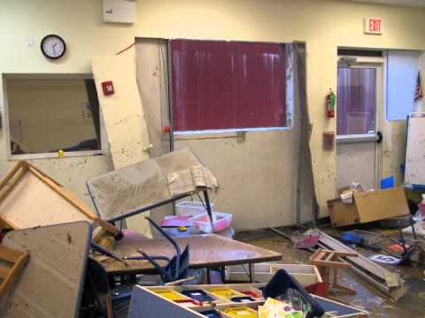 Variety Child Learning Center Flood