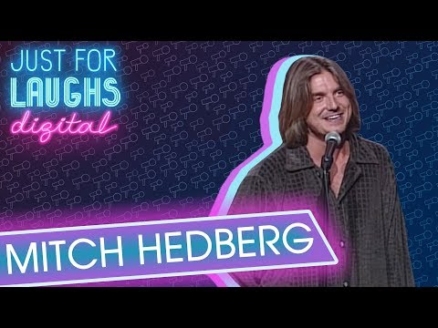 Mitch Hedberg Stand Up - 1998