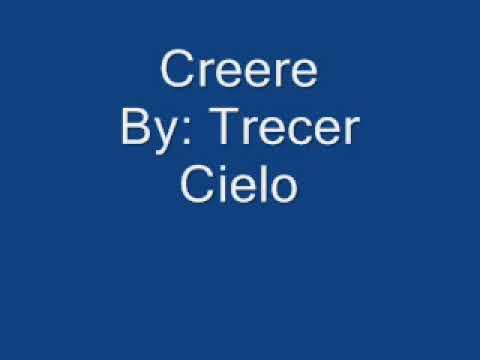 Creere By Tercer Cielo Lyrics video