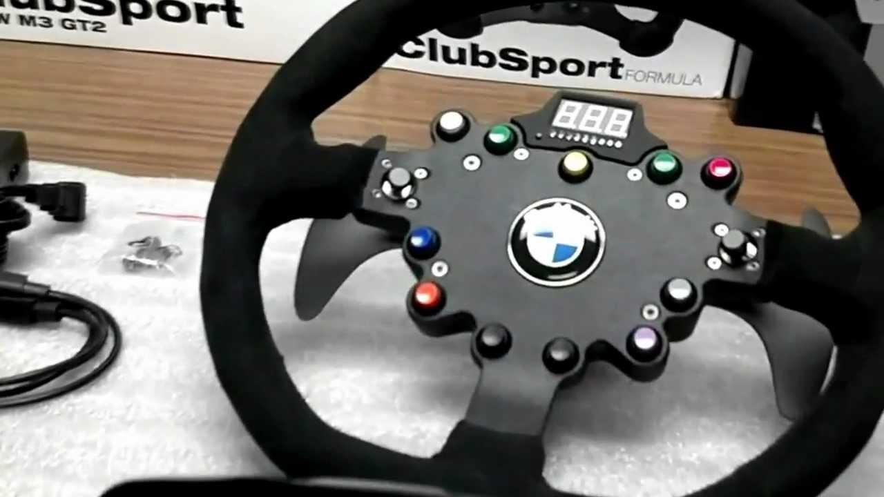 Fanatec Gt2 Wheel Fanatec Clubsport Wheel