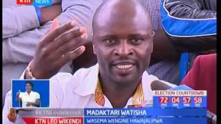 Madakatari watishia kugoma tena baada ya maafikiya ya maktaba yao hayajafuatiliwa