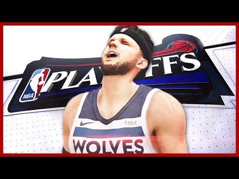 МАКСИМКА ВРЫВАЕТСЯ В ПЛЕЙОФФ! ● NBA Live 18 The One ● КАРЬЕРА #8