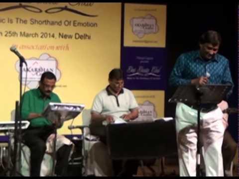 Kehna Hai Aaj Tumse Ye Pehli Baar by Sunil Saxena