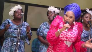 TOPE ALABI @ CITY PEOPLE EASTER & AWARD EVENT