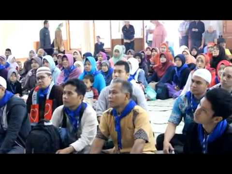 Video travel umroh aa gym bandung