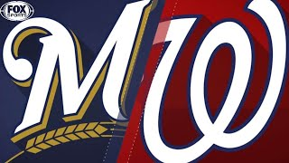 🔴 Milwaukee Brewers at Washington National | MLB On YouTube LIVE STREAMING