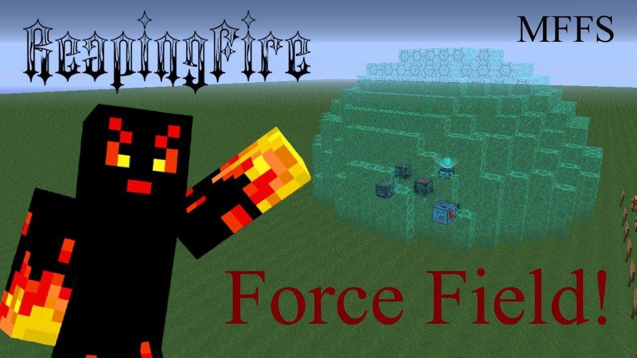 Minecraft Mod Spotlight Modular Force Field System 1 6 4