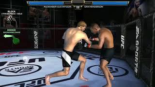 UFC Game đánh nhau cực hay dành cho điện thoại