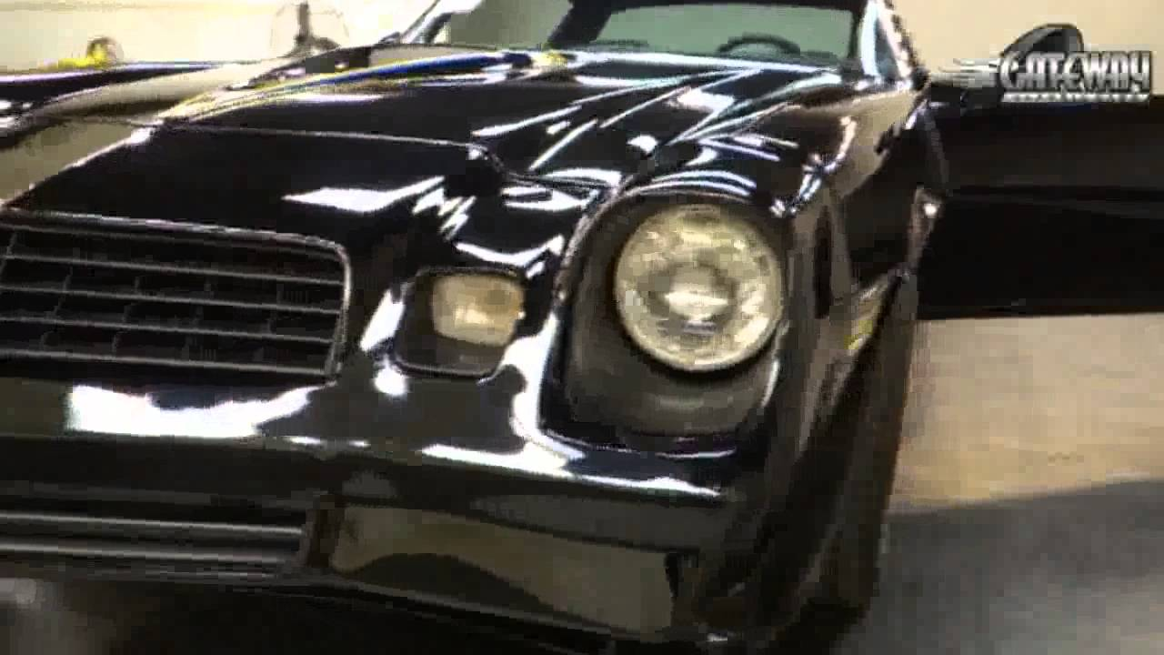 1979 Chevrolet Camaro Z28 For Sale At Gateway Classic Cars