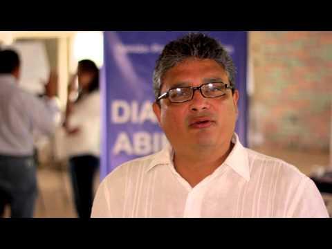 Dialogo Abierto en Santa Ana, Sonsonate y Usulután