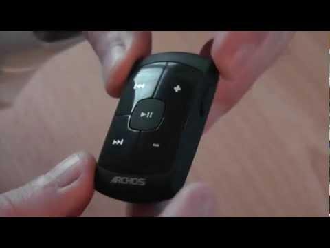 ARCHOS Clipper 2GB MP3WMA Music Player