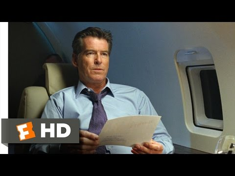 The Ghost Writer (8/9) Movie CLIP - A C.I.A. Handler (2010) HD