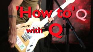 Guitar Lesson by Tegan and Sara on Q TV