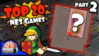 Top 20 NES Games of All Time (#10-1) Nintendo Favorite Best 10