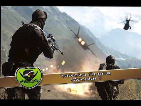 Battlefield 4 - Terceira Guerra Mundial !?