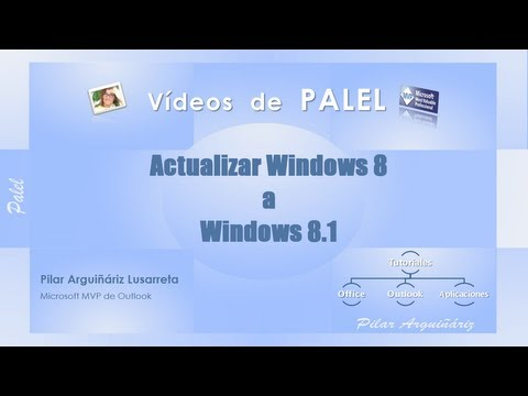 Actualizar Windows 8 a Windows 8.1