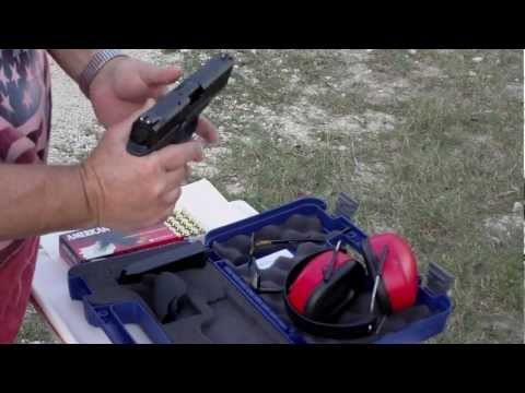 Smith & Wesson M&P 40 Shooting Review Pt 2