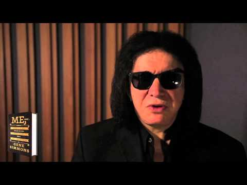 Gene Simmons Shares His Business Advice