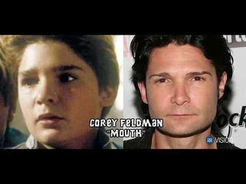 The Goonies cast (1985) - Where Are They Now?
