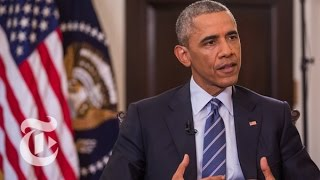 Obama Interview on Iran Nuclear Deal