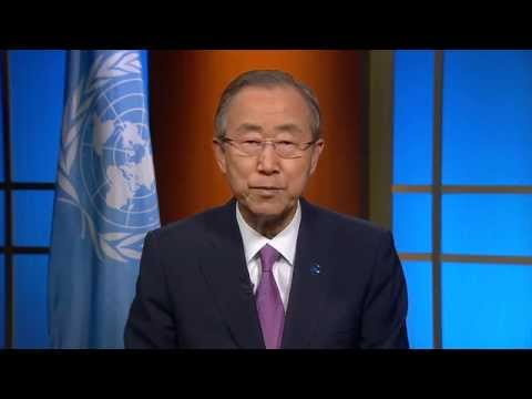 Ban Ki-moon - First World Health Organisation Conference on Health and Climate Change