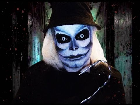 Blade - Puppet Master - Makeup Tutorial!