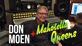 Don Moen and Mahotella Queens (NEW SONG)
