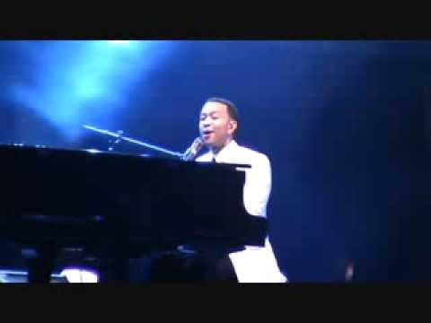 John Legend Live @ Tobago Jazz Experience 2014