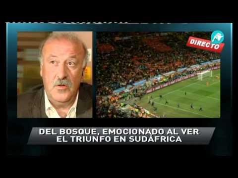 Entrevista en exclusiva a Vicente del Bosque - Punto Pelota