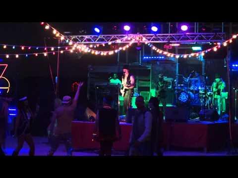 Nightclub Concert at Burning Man